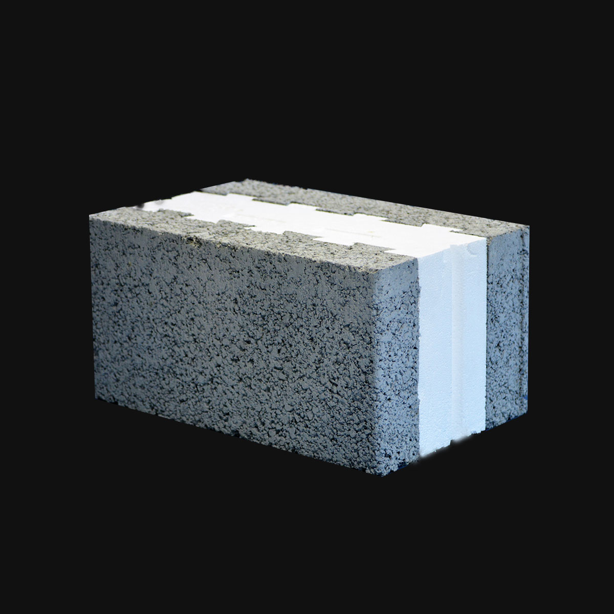 Insulated Blocks Mansoor Concrete Block Industry Llc
